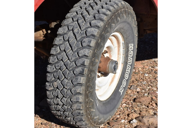 Testing the Hankook Dynapro MT in a LT285/75R16 10-Ply