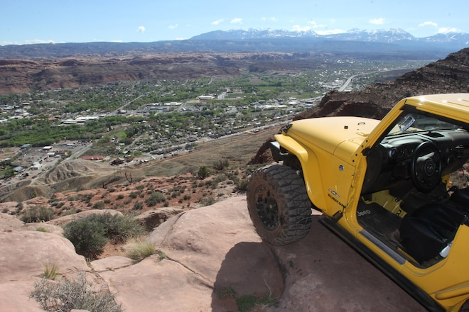 Moab Experience Coverage of the 2018 Easter Jeep Safari Begins March 24!