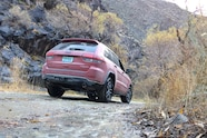 007 2017 grand cherokee trailhawk four wheeler of the year slick dirt road