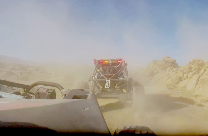 Onboard With Racer Mike Slawson at King of the Hammers 2018
