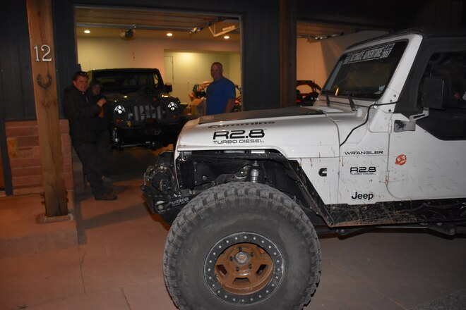 2018 Easter Jeep Safari: After Jeeping #EJS2018