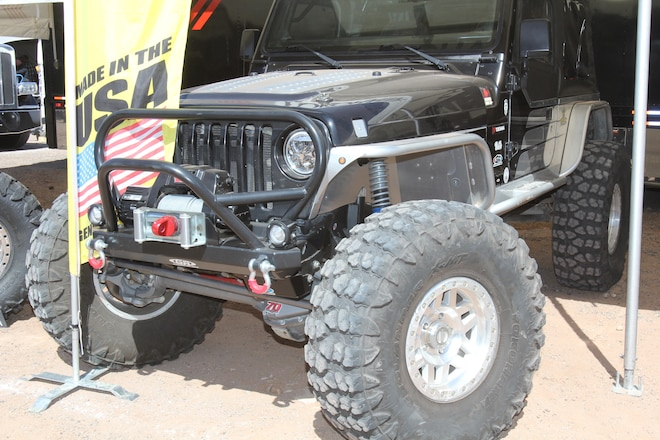 2018 Moab Easter Jeep Safari: Red Rock 4-Wheelers Vendor Expo 2018 #EJS2018