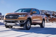 auto news four wheeler 2019 ford ranger front