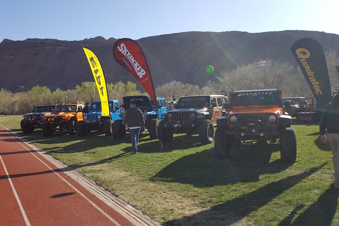 2018 Easter Jeep Safari: Quadratec Hosts 9th Annual BBQ #EJS2018