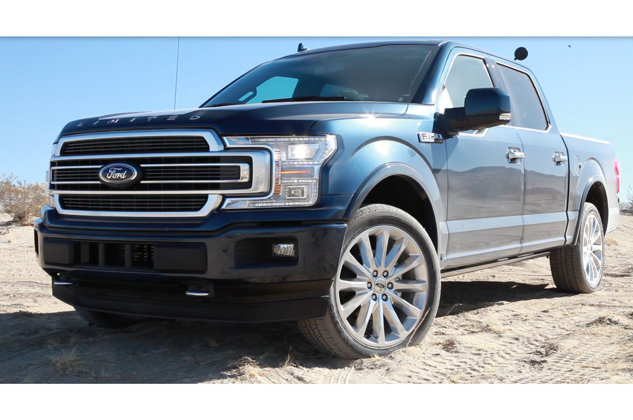 2018 Ford F 150 Limited 2
