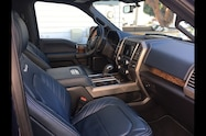 2018 Ford F 150 Limited interior