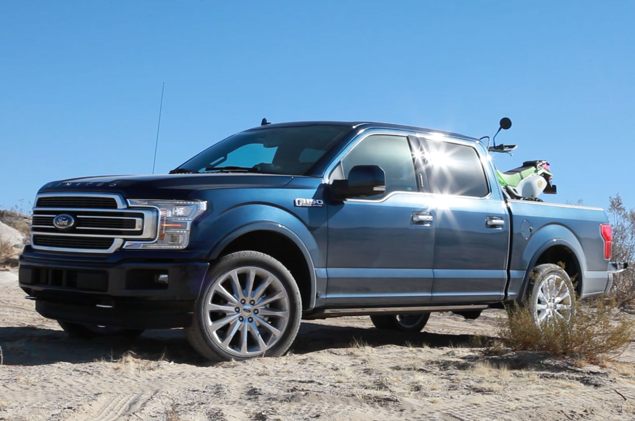 2018 Ford F 150 Limited