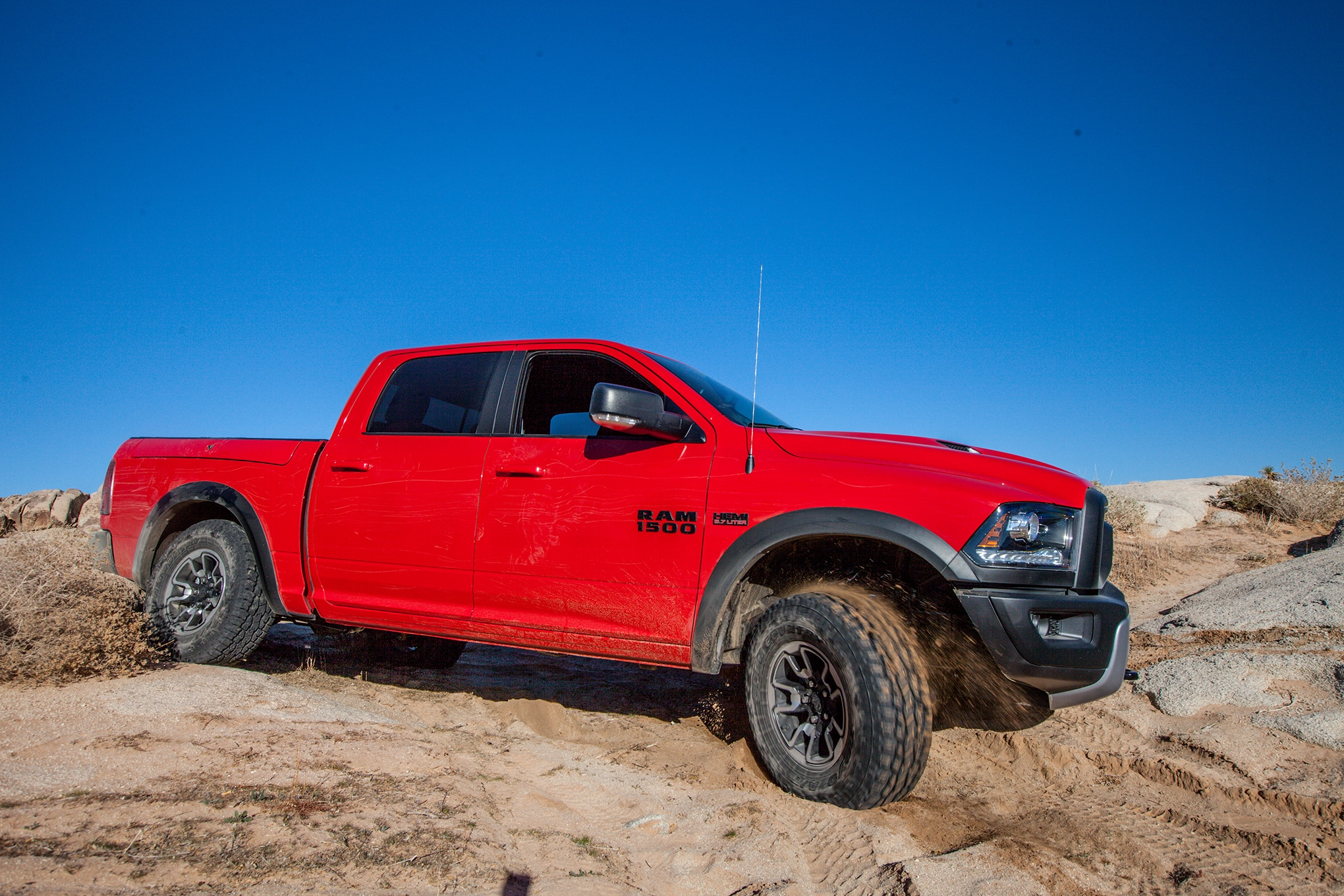 001 ram rebel lead photo