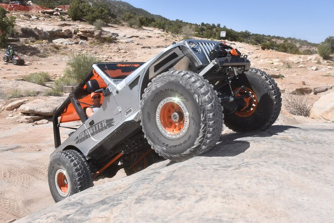 One Clean 1-Ton LJ on 42s