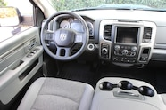 2018 pickup truck of the year ram 1500 harvest edition interior