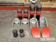 129 0903 03 z+hummer h3 suspension+jounce shock kit