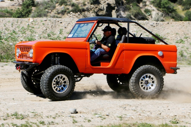 Daily Vintage: A Clean and Capable 1976 Ford Bronco