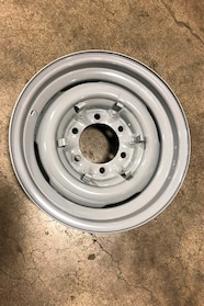 fj40 wheels after