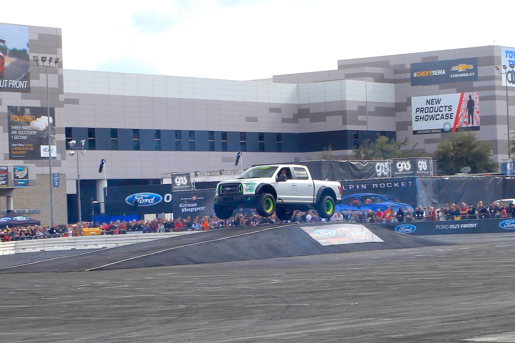 018 sema jumping ford