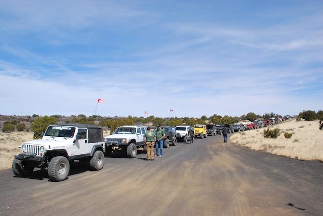 2018 Jp Dirt 'N Drive #JPDND18 Day 3: Flagstaff to Kayenta