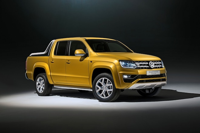 Ford and Volkswagen May Collaborate on 2025 Ranger and Amarok Pickups