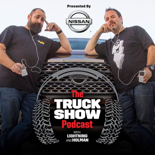 The Truck Show Podcast Presented by Nissan, Episode 13 – Sadistic Iron Werks