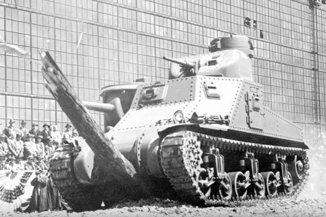 Chrysler's WWII Production Effort - Video