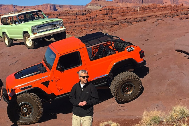 2018 Easter Jeep Safari: The Best Jeep Concepts From Moab #EJS2018