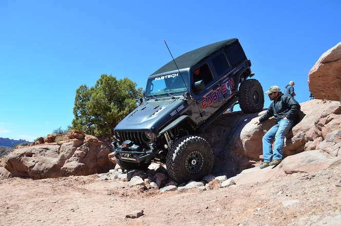 2018 Easter Jeep Safari: All The New JL Wranglers Of Moab #EJS2018
