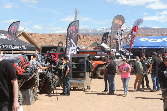 2018 Easter Jeep Safari: Over 200 Photos From The Massive Vendor Show!