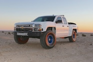 002 chevy fiberwerx binks method toyo fox bajadesigns front three quarter