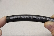 003 earls fuel plumbing hose