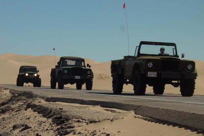 Military Vehicles Are the Purest Form of 4x4