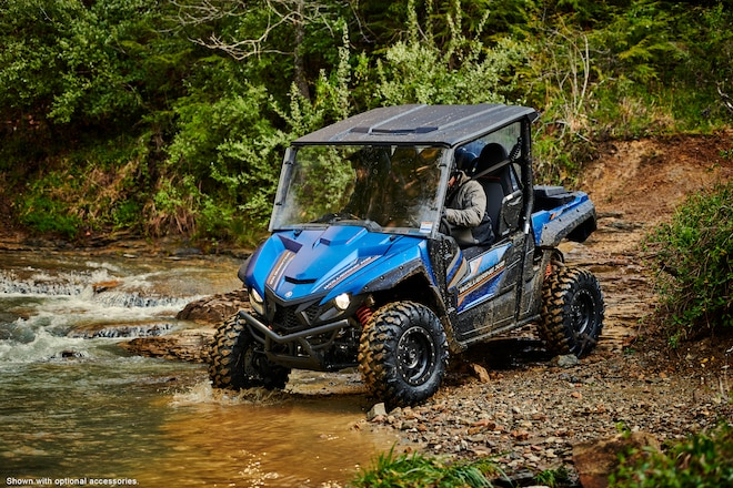 Yamaha Introduces All-New Wolverine X2 Side-By-Side