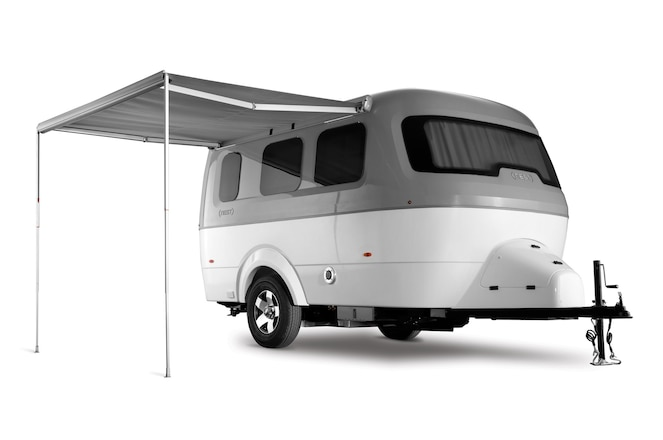 Airstream Launches Nest Compact Travel Trailer
