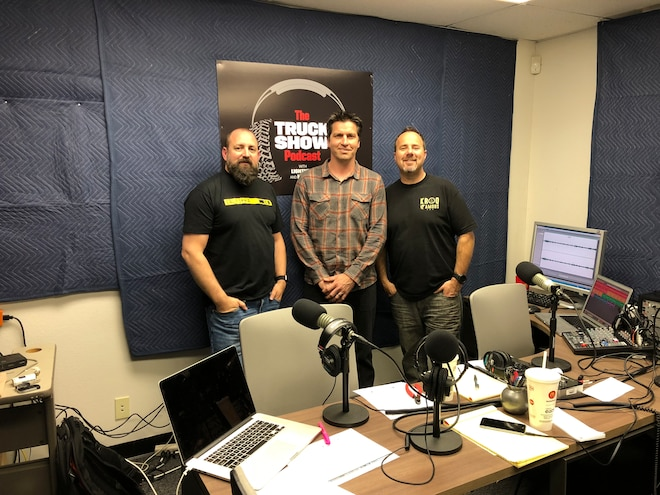 The Truck Show Podcast: Episode 7