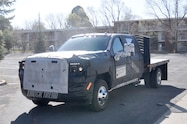 2020 gmc sierra 3500hd chassis cab front quarter 01