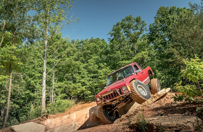 1990 Jeep Comanche Ultra4 MJ