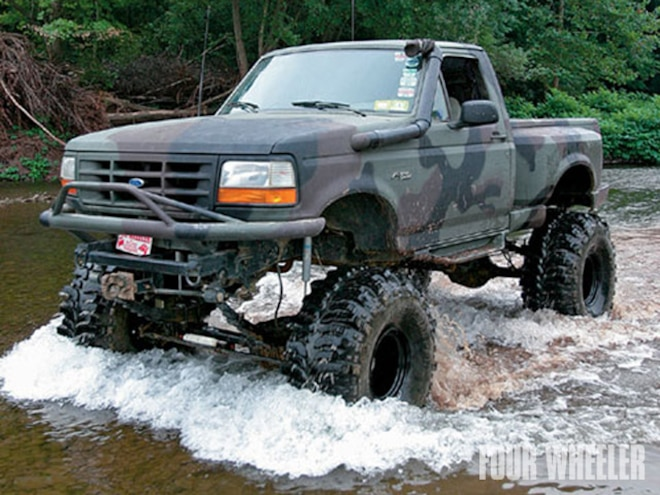 1993 Ford F150 Flareside - Functional Full Size