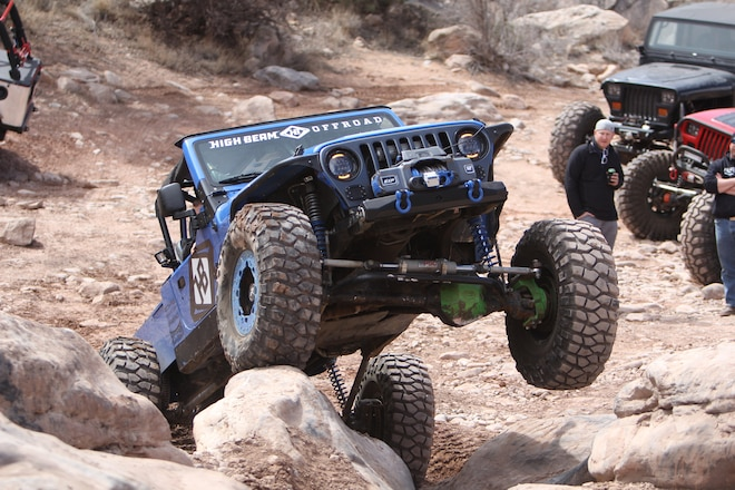 Red Rock Recap: We Take You Through the Streets and Trails of the 2018 Moab Easter Jeep Safari