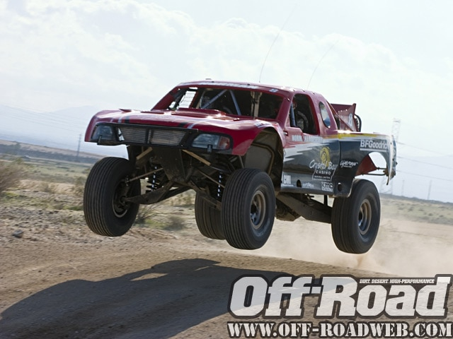 0901or 7563 z+2009 score laughlin desert challenge+trophy truck