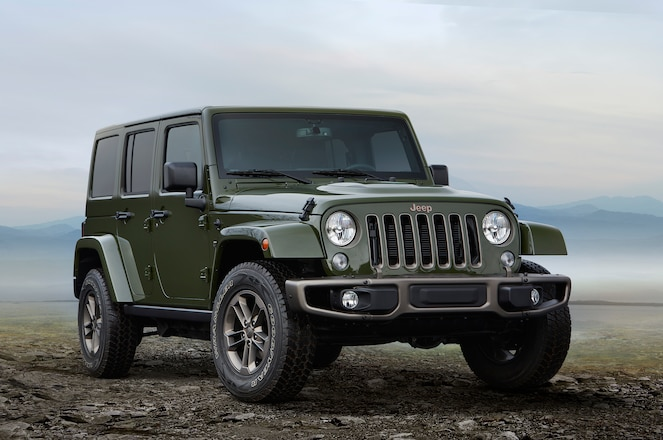 JK Jeep Wrangler to Continue Production After JL Debut