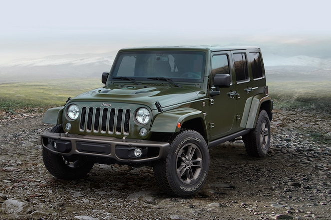 Jeep Recalls 2016, 2017 Wranglers for Impact Sensor Wiring Harness