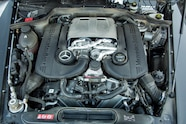 15 2016 Mercedes G 550 Engine