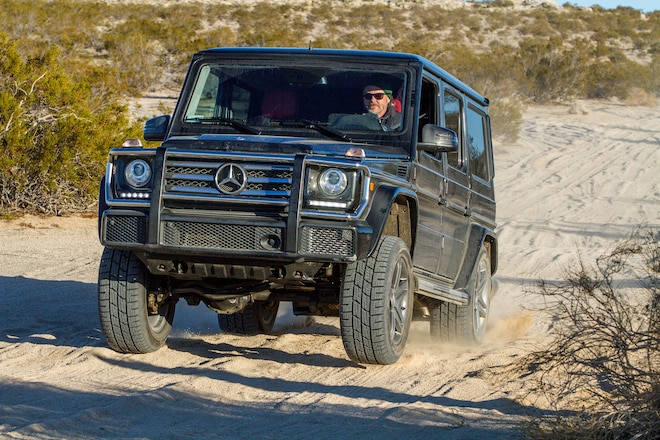 2016 4x4 of the Year Contenders