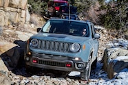 01 2016 Jeep Renegade Trailhawk Front View