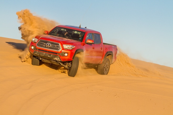 Petersen's 4-Wheel & Off-Road's 4x4 Of The Year 2016: The 2016 Toyota Tacoma TRD Off-Road