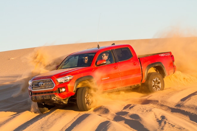 2016 Petersen's 4-Wheel & Off-Road 4x4 of the Year Winner – 2016 Toyota Tacoma TRD Off-Road