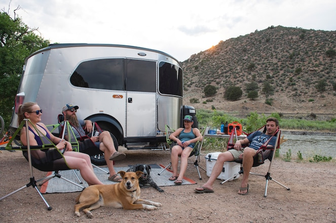 Airstream Launches Basecamp X with More Ground Clearance and Rugged Tires