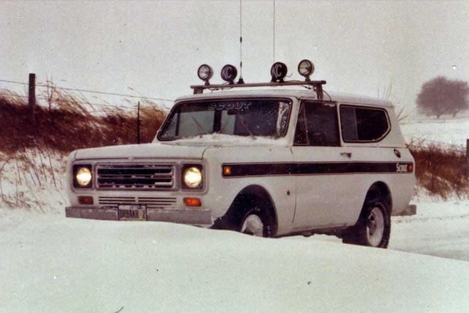 Firing Order: Frigid 4x4s and Frozen Water Pipes
