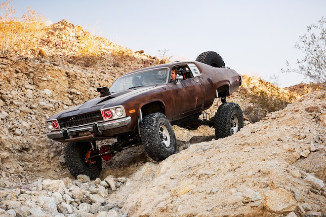 The Finale of the Mad Maxxis Off-RoadRunner