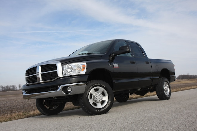 Big Three on a Budget: What's the Best Pre-Owned 3/4-Ton 4x4 Truck Under $25K?