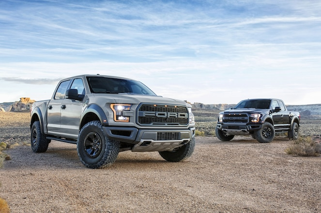 All 2017 Ford F-150 EcoBoost Trucks Getting Auto Stop-Start