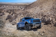 2019 ford f 150 raptor supercrew exterior front quarter 03