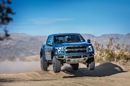 2019 ford f 150 raptor supercrew exterior front quarter 05 flying